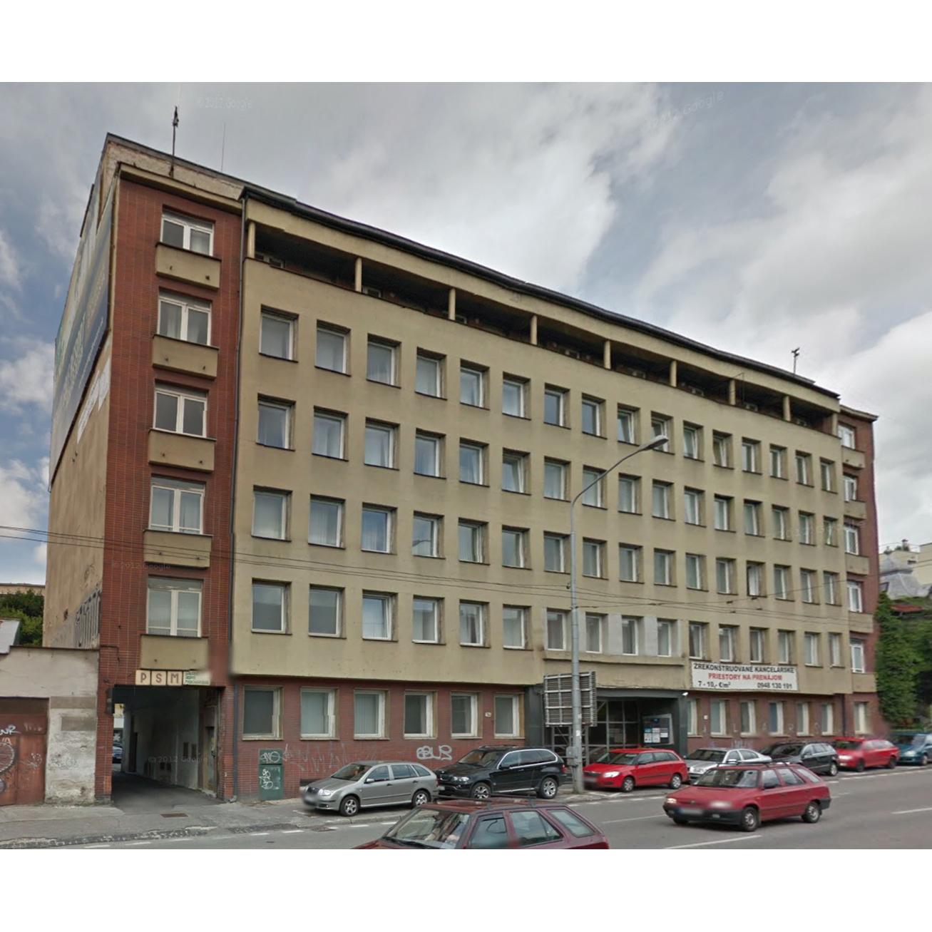 sidlo spoločnosti D-Ex Instruments, s.r.o. - Bratislava