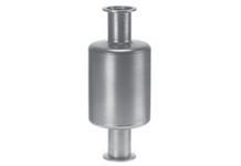 Odlučovač s kovovou buničinou - koaxiální