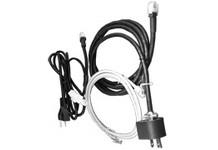 Napájecí kabely pro otopy a monitory teploty