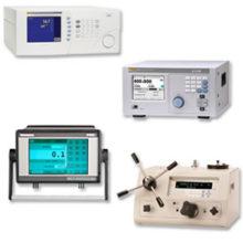 Elektronické kalibrátory/regulátory