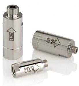 Ochranné částicové filtry