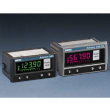 LED panelové měřicí přístroje